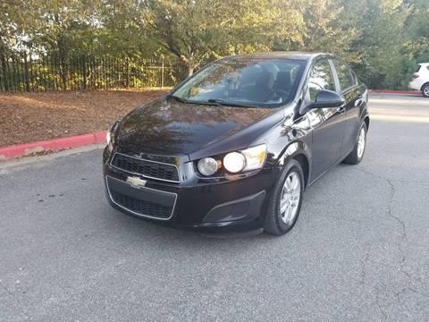 2012 Chevrolet Sonic for sale in Alpharetta, GA