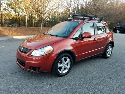 2009 Suzuki SX4 Crossover for sale in Alpharetta, GA