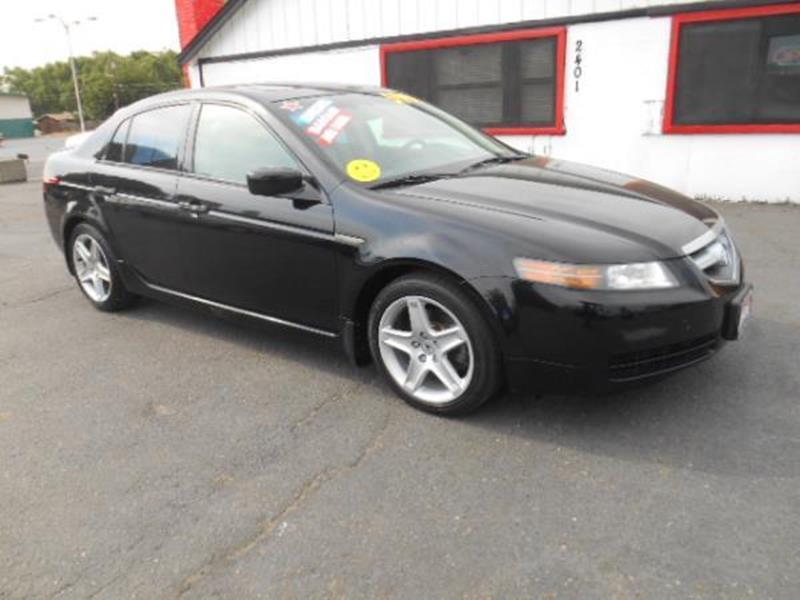2004 Acura TL for sale at Empire Auto Sales in Modesto CA