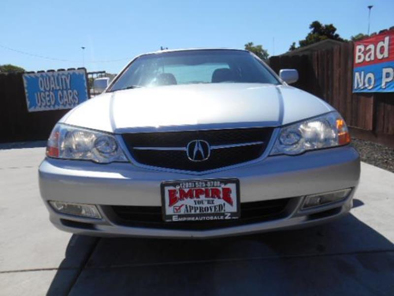2003 Acura TL for sale at Empire Auto Sales in Modesto CA
