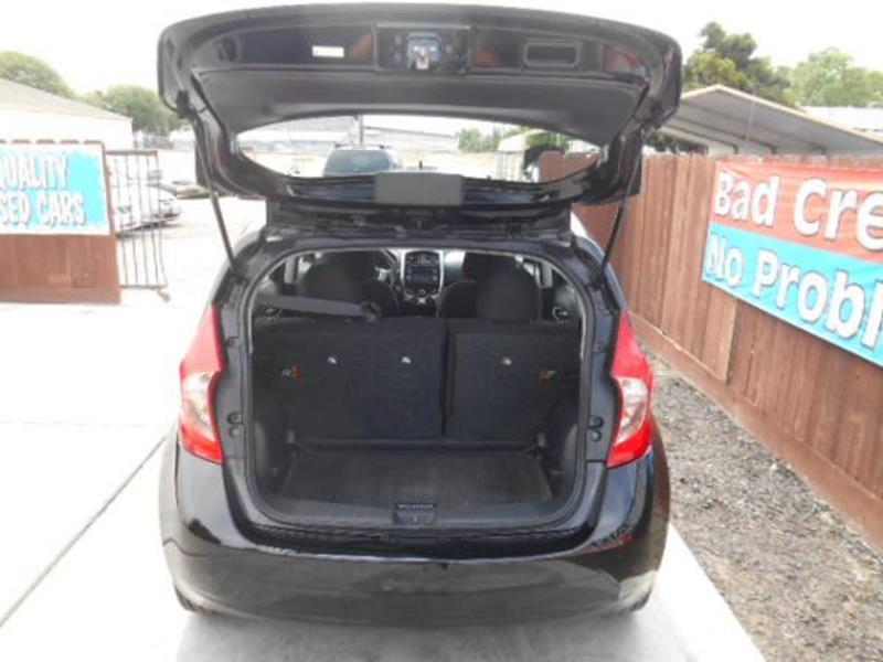 2015 Nissan Versa Note for sale at Empire Auto Sales in Modesto CA