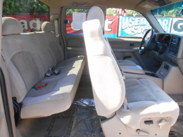 2002 Chevrolet Silverado 1500 for sale at Empire Auto Sales in Modesto CA