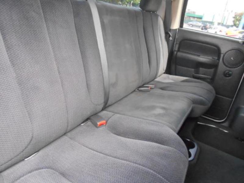 2004 Dodge Ram Pickup 1500 for sale at Empire Auto Sales in Modesto CA