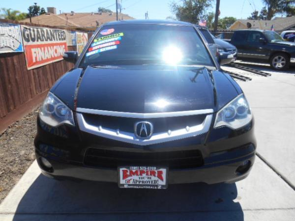 2008 Acura RDX for sale at Empire Auto Sales in Modesto CA