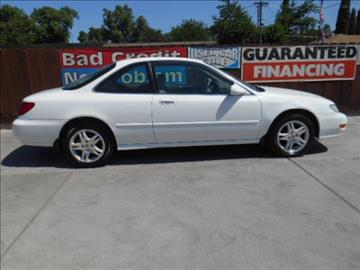 1998 Acura CL for sale at Empire Auto Sales in Modesto CA