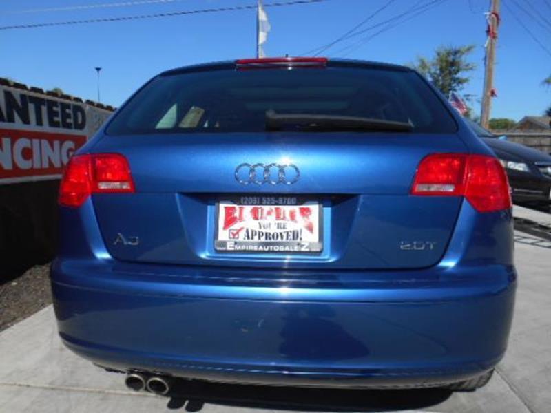 2007 Audi A3 for sale at Empire Auto Sales in Modesto CA