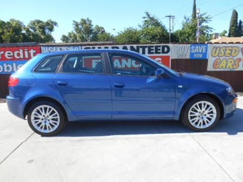 2007 Audi A3 for sale at Empire Auto Sales in Modesto CA