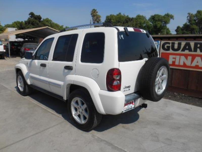 2005 Jeep Liberty for sale at Empire Auto Sales in Modesto CA