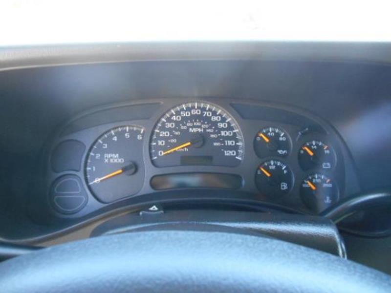 2004 Chevrolet Silverado 1500 for sale at Empire Auto Sales in Modesto CA