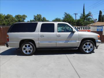 2005 GMC Yukon XL for sale at Empire Auto Sales in Modesto CA