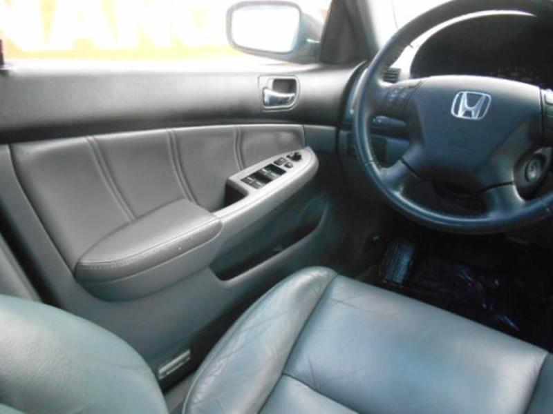2007 Honda Accord for sale at Empire Auto Sales in Modesto CA