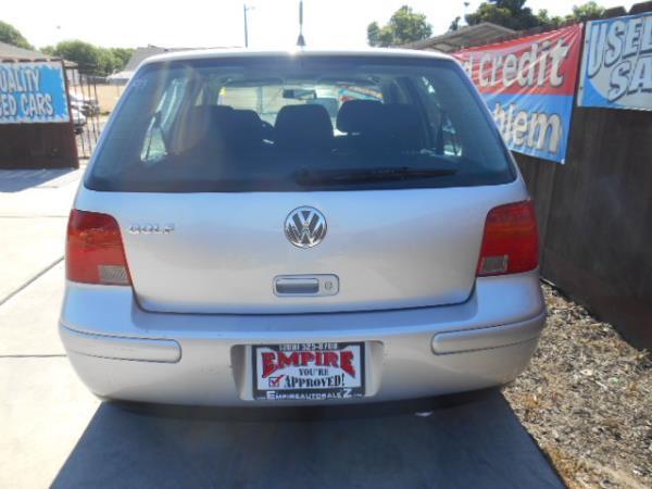 2004 Volkswagen Golf for sale at Empire Auto Sales in Modesto CA