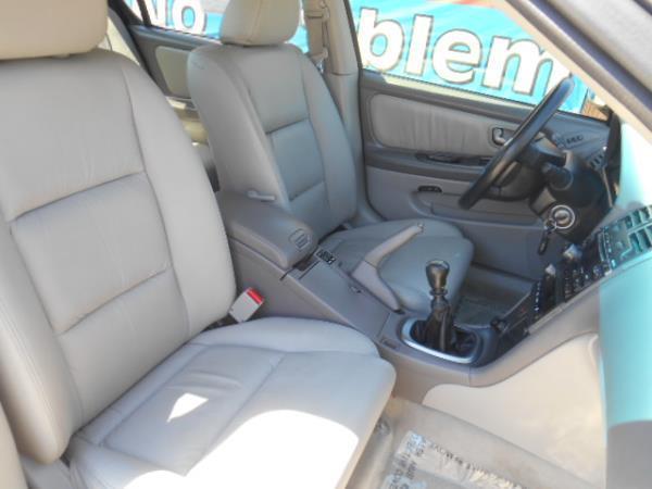 2002 Nissan Maxima for sale at Empire Auto Sales in Modesto CA