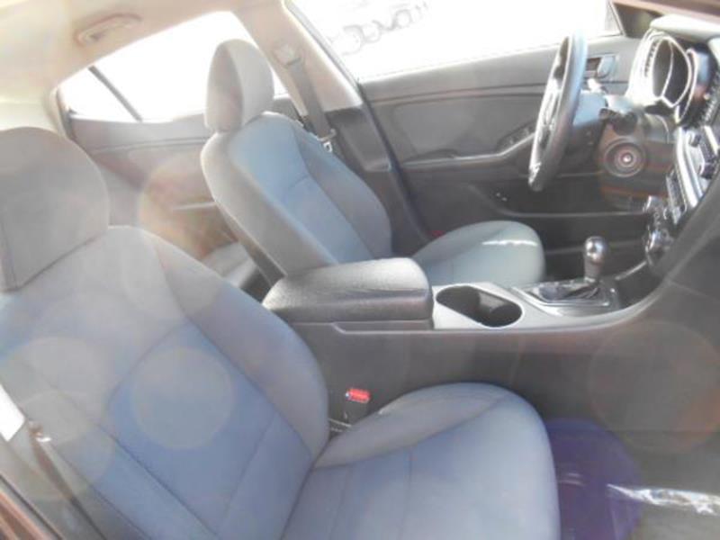 2015 Kia Optima for sale at Empire Auto Sales in Modesto CA