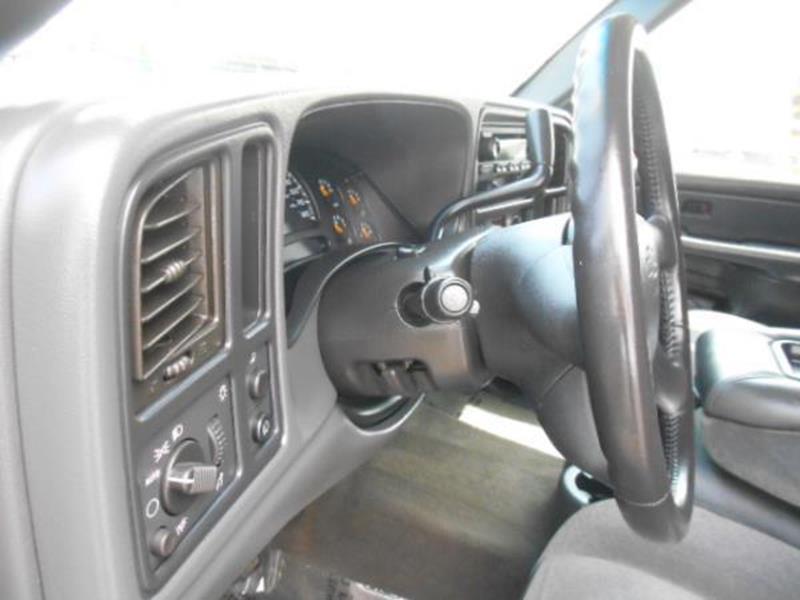 2005 Chevrolet Silverado 1500 for sale at Empire Auto Sales in Modesto CA