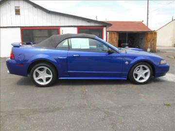 2004 Ford Mustang for sale at Empire Auto Sales in Modesto CA