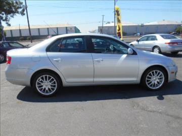 2007 Volkswagen Jetta for sale at Empire Auto Sales in Modesto CA