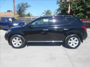 2006 Nissan Murano for sale at Empire Auto Sales in Modesto CA