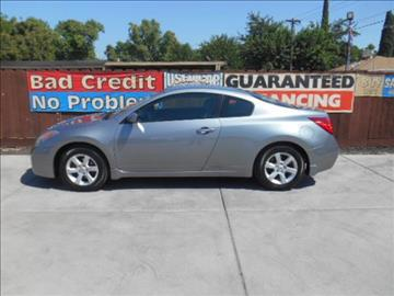 2008 Nissan Altima for sale at Empire Auto Sales in Modesto CA