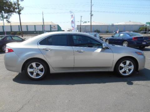 2010 Acura TSX for sale at Empire Auto Sales in Modesto CA