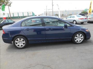 2007 Honda Civic for sale at Empire Auto Sales in Modesto CA