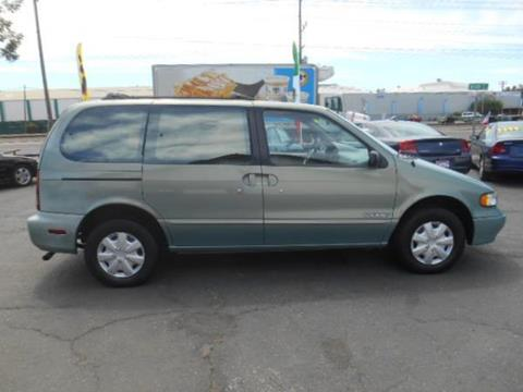 1996 Nissan Quest for sale at Empire Auto Sales in Modesto CA