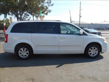 2009 Chrysler Town and Country for sale at Empire Auto Sales in Modesto CA