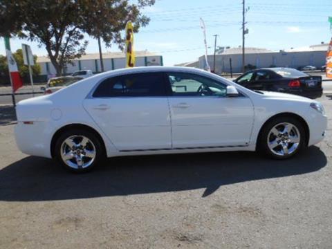 2009 Chevrolet Malibu for sale at Empire Auto Sales in Modesto CA