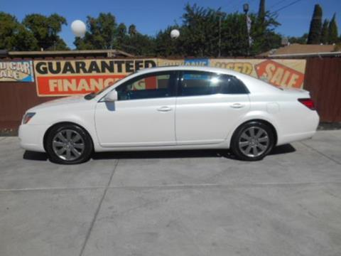 2007 Toyota Avalon for sale at Empire Auto Sales in Modesto CA
