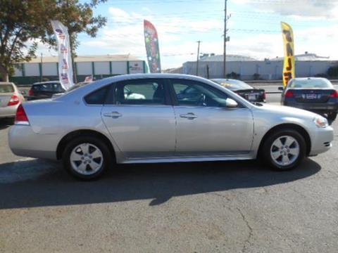 2009 Chevrolet Impala for sale at Empire Auto Sales in Modesto CA