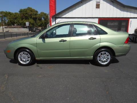 2007 Ford Focus for sale at Empire Auto Sales in Modesto CA