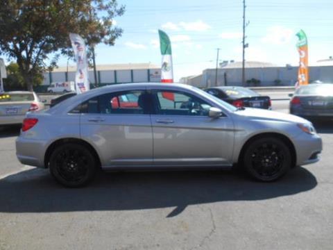 2013 Chrysler 200 for sale at Empire Auto Sales in Modesto CA