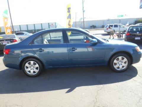 2008 Hyundai Sonata for sale at Empire Auto Sales in Modesto CA