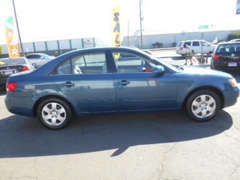 2008 Hyundai Sonata for sale at Empire Auto Sales in Modesto CA