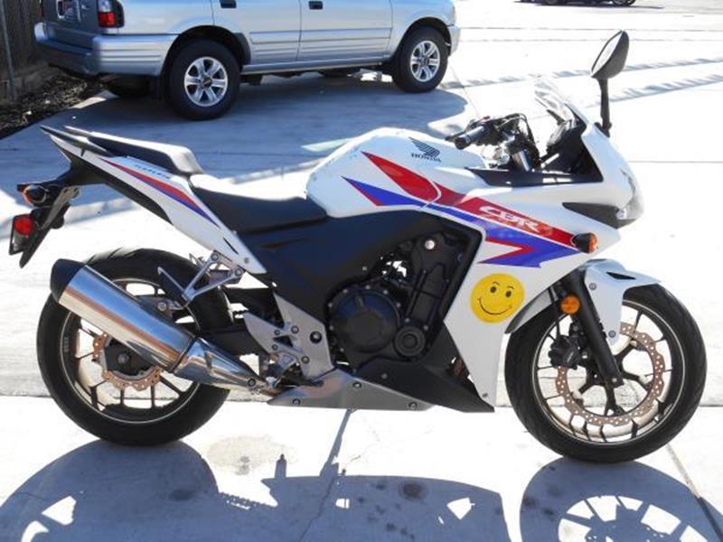 2013 Honda cpr500r for sale at Empire Auto Sales in Modesto CA