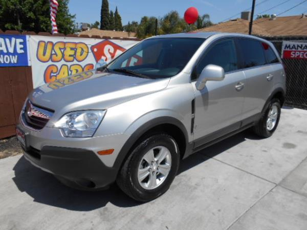 2008 Saturn Vue for sale at Empire Auto Sales in Modesto CA