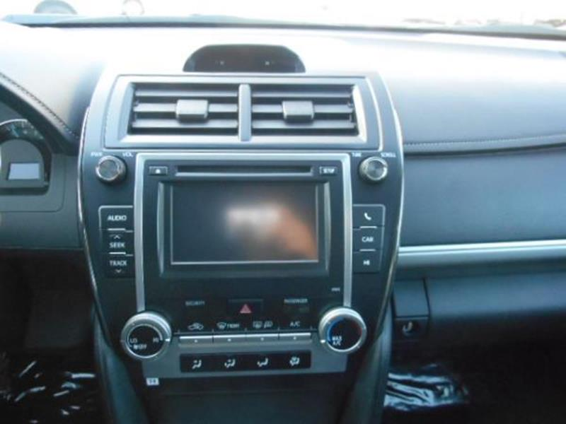 2012 Toyota Camry for sale at Empire Auto Sales in Modesto CA