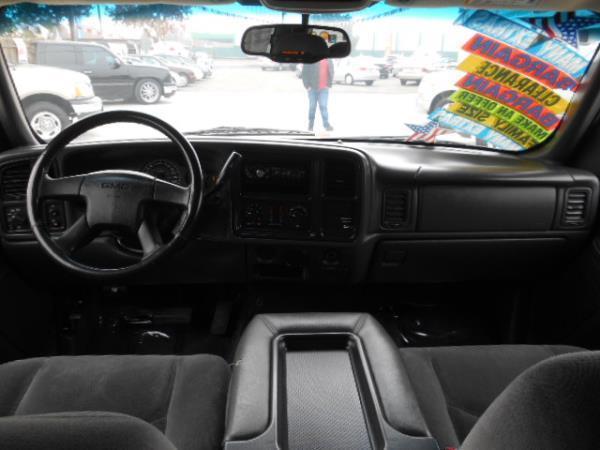 2004 GMC Sierra 1500 for sale at Empire Auto Sales in Modesto CA