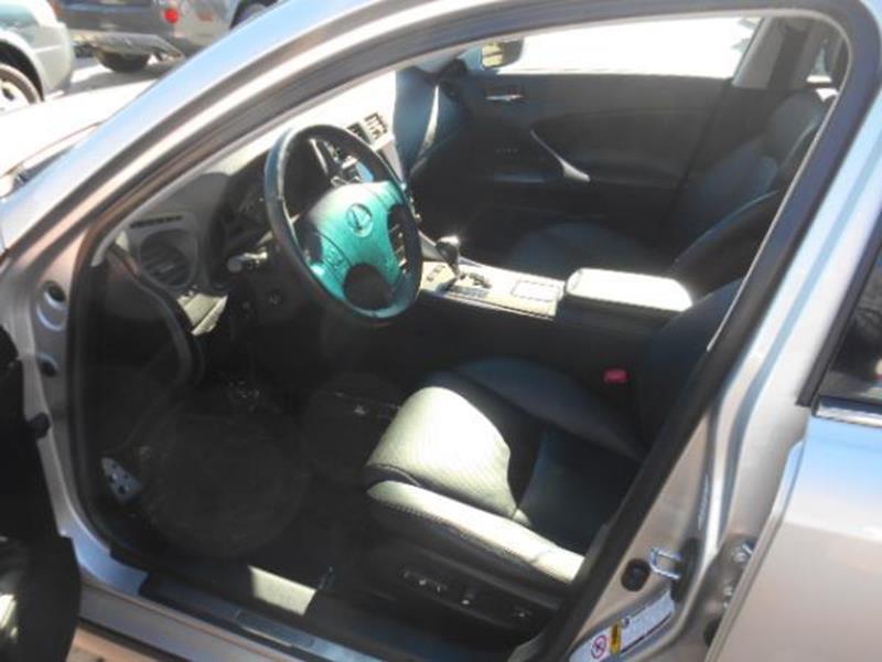 2006 Lexus IS 350 for sale at Empire Auto Sales in Modesto CA