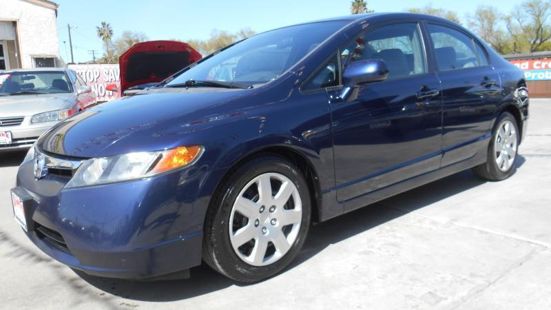 2008 Honda Civic for sale at Empire Auto Sales in Modesto CA