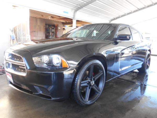 2012 Dodge Charger for sale at Empire Auto Sales in Modesto CA