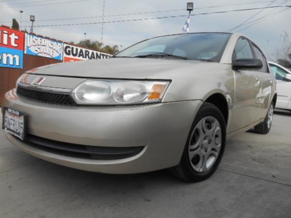 2004 Saturn Ion for sale at Empire Auto Sales in Modesto CA