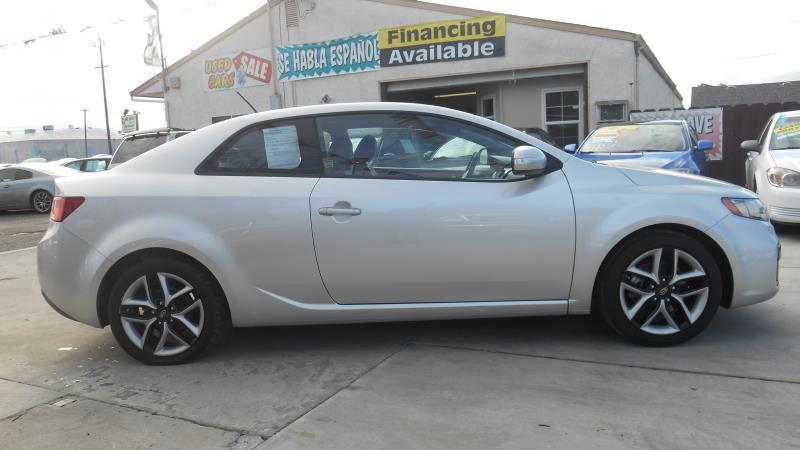 2010 Kia Forte Koup for sale at Empire Auto Sales in Modesto CA