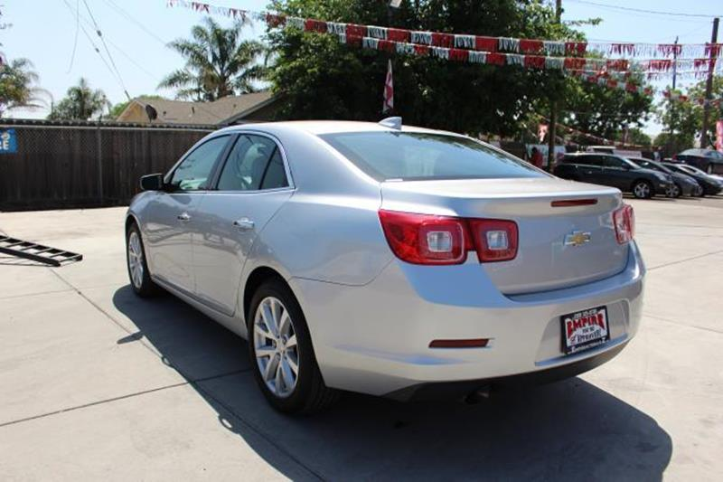 2016 Chevrolet Malibu Limited for sale at Empire Auto Sales in Modesto CA