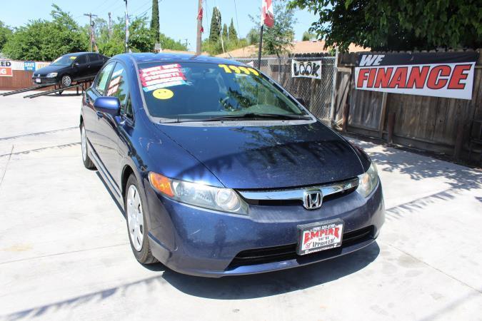 2008 Honda Civic for sale at Empire Auto Sales in Modesto CA