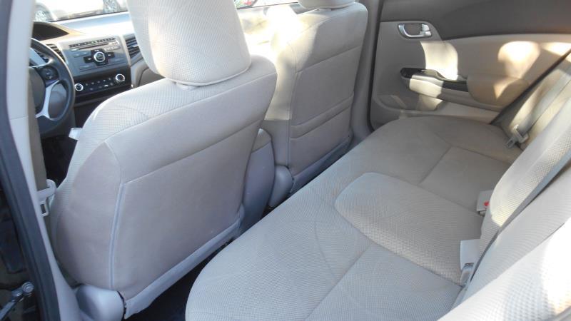 2012 Honda Civic for sale at Empire Auto Sales in Modesto CA
