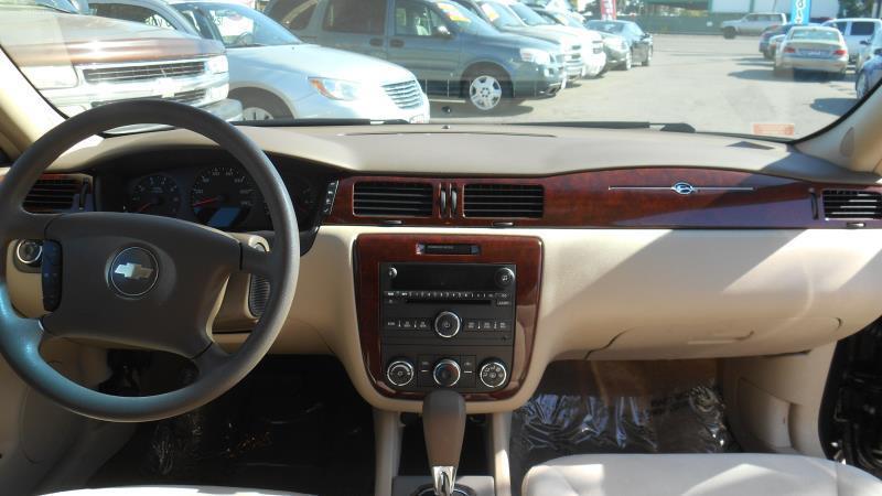 2008 Chevrolet Impala for sale at Empire Auto Sales in Modesto CA