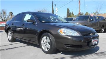 2008 Chevrolet Impala for sale at Empire Auto Sales in Modesto CA