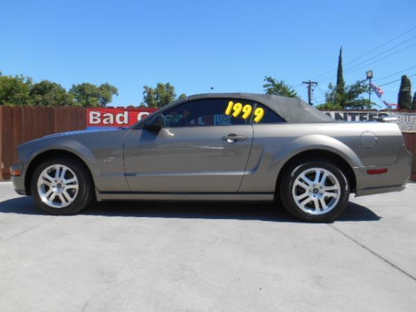 2005 Ford Mustang for sale at Empire Auto Sales in Modesto CA