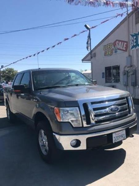 2010 Ford F-150 for sale at Empire Auto Sales in Modesto CA